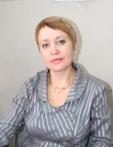 Елена Николаевна Ломакина