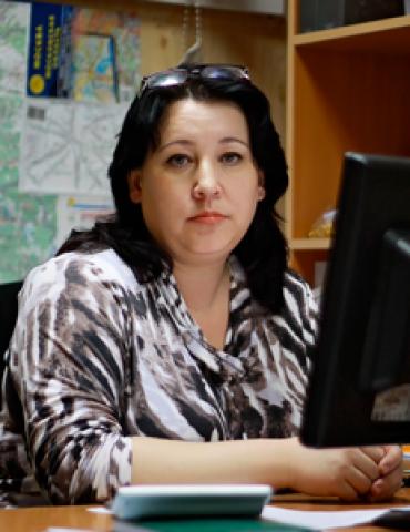 Елена Михайловна Абрамова